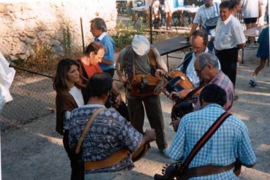 tas de musiciens