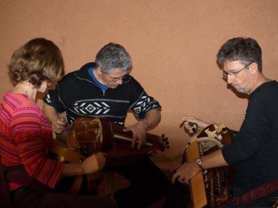 Trio mixte